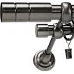 Karnisz metalowy 25mm podwójny