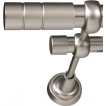 Karnisz metalowy 25 mm podwójny