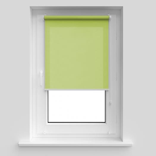 Roleta - jasny zielony