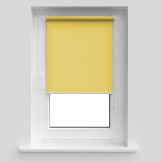 Roleta - żółty