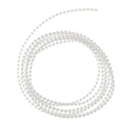 Łańcuszek kulkowy do rolet 3 mm