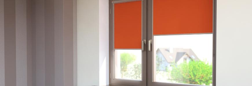 Kolor rolet a kolor ścian - jak uzyskać idealne dopasowanie?