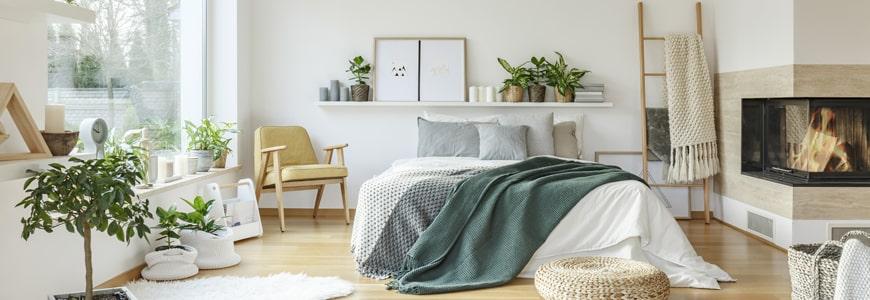 Roleta do sypialni - na jaki model i kolor postawić?