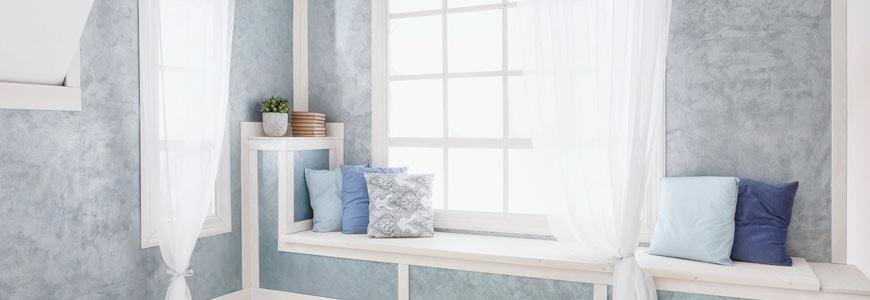 Czym zasłonić okna ze szprosami?