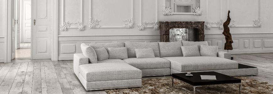 Salon w stylu klasycznym - trendy w aranżacji