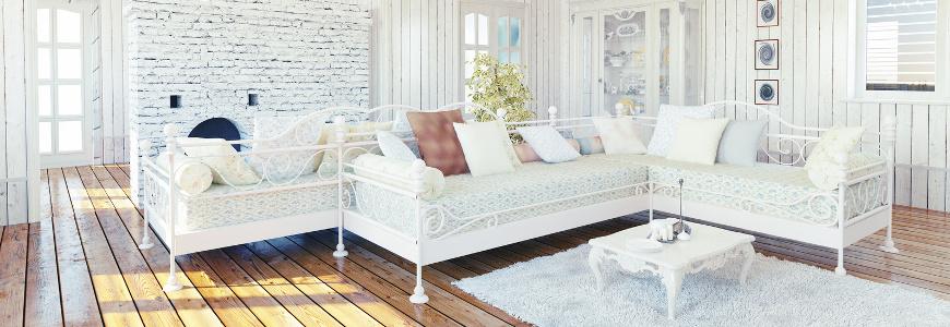 Mieszkanie w stylu prowansalskim - jak zaaranżować?
