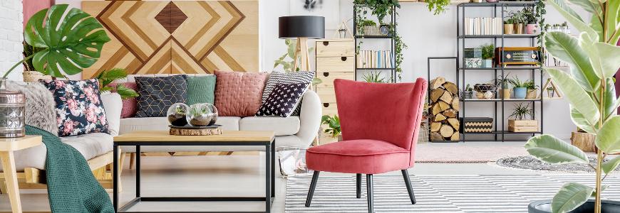 Tania metamorfoza mieszkania - 5 sposób na szybką zmianę we wnętrzu