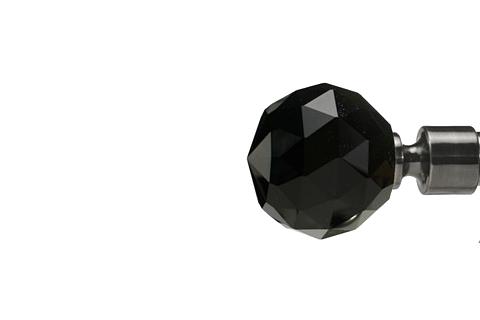 Czarna kryształowa kula - Antracyt