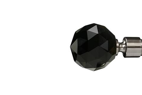 Czarna kryształowa kula - Nikiel