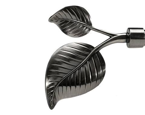 Duży liść - Antracyt