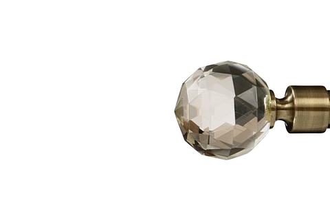Kryształowa kula - Złoto