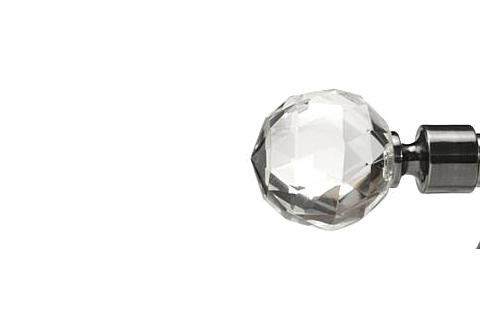 Kryształowa kula - Antracyt