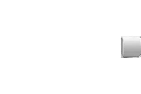 Zaślepka - Biały