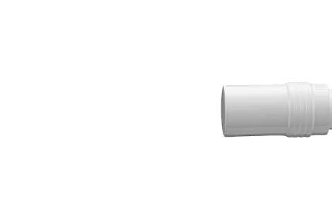 Cylinder - Biały