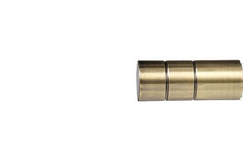 Cylinder - złoto (25mm)