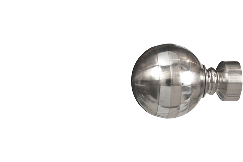 Diva - nikiel (25mm)