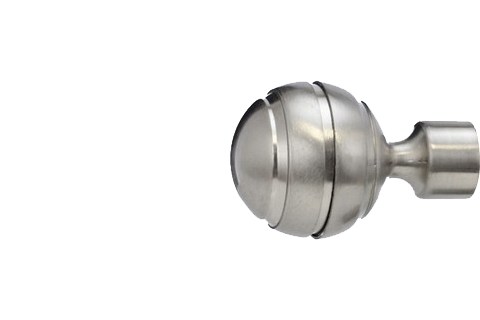 Globe - nikiel (25mm)