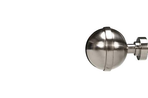 Kulalux - nikiel (25mm)
