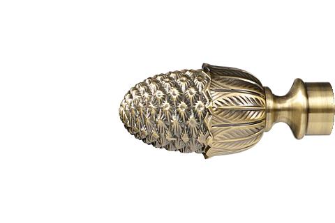 Szyszka - złoto (25mm)