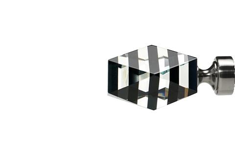Zebra - antracyt (25mm)
