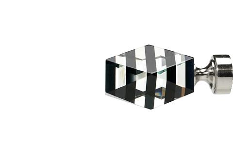 Zebra - nikiel (25mm)