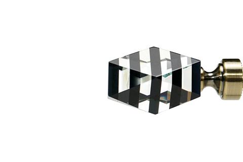Zebra - złoto (25mm)
